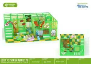 2014 Children Indoor Playground Equipment with TUV and GS Certificate (QQ-30005) pictures & photos