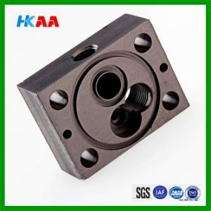 Aluminum CNC Milling Part, CNC Milling Aluminum End Block pictures & photos