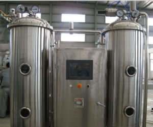 CO2 Carbonated Drink Beverage Mixing Machine