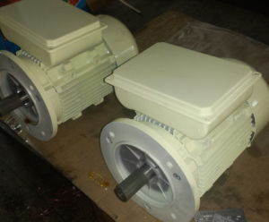 Single Phase AC Motor (Flange mount, aluminum housing, 0.12- 7.5kW) pictures & photos