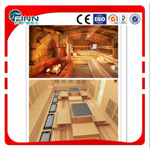 Factory Supply Indoor 1-8 People Commecial Luxury Far Infrared Sauna Room pictures & photos