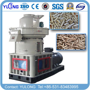 Hih Efficiency Cotton Stalk Biomass Pellet Press pictures & photos