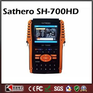 Sathero Sh-700HD DVB-Ss2 Digital Satellite Finder Meter pictures & photos