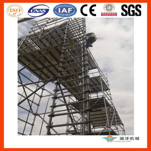 Galvanized Ringlock Scaffolding System with En12811 Certification pictures & photos