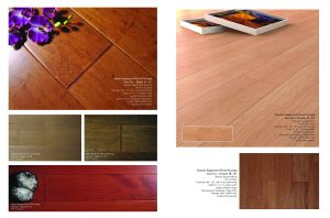 Maple Engineered Flooring Plywood Floor pictures & photos