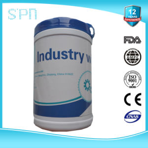 Surface Cleaning Antibacterial Alcohol Industrial Wet Wipes pictures & photos