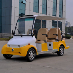 Hot Selling Electric Vehicle 6 Seater Sightseeing Car pictures & photos