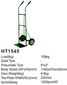 High Quality Multi-Purpose Ht1545 Hand Trolley pictures & photos