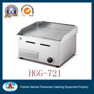 Hgg-721 Gas Grooved Griddle pictures & photos