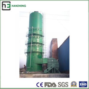 Desulfurization Operation-Dust Collector-Toxic Substance