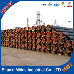 En598 Ductile Cast Iron Pipe Class K9 for Water Supply pictures & photos