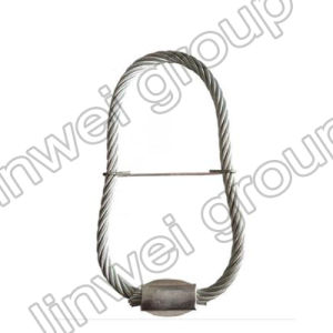 Construction Cast-in Lifting Wire Loop in Precasting Concrete Accessories (D10X280) pictures & photos