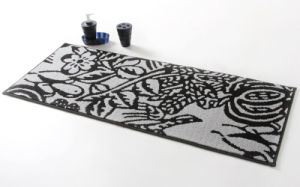 Kitchen Mats in Black Da7413-3
