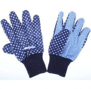 Garden Gloves with Knitted Wrist pictures & photos