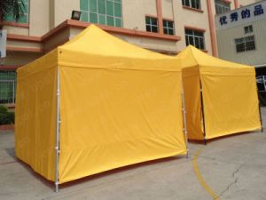 3x3m aluminum pop up tent, portable pictures & photos