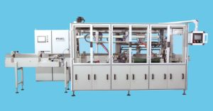 Bathroom Tissue Packaging Baler Machine pictures & photos