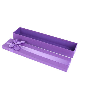 Colorful Cardboard Paper Box to Package Gift with Logo pictures & photos