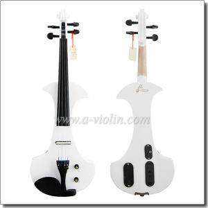 Wholesale Solid Wood Colorful Electric Violin (VE501) pictures & photos
