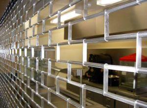 Security Stainless Steel Roller Griller Door pictures & photos
