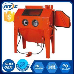 420L Capacity Industrial Cabinet Sandblaster pictures & photos