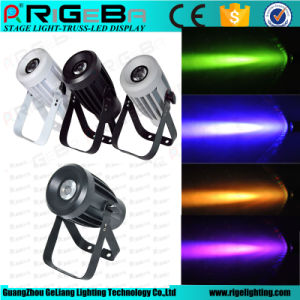 1*10W RGBW 4in 1 LED PAR Light for Indoor Stage Light pictures & photos