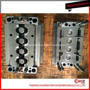 Eight Cavity Plastic Injection Flap Cap Mould pictures & photos