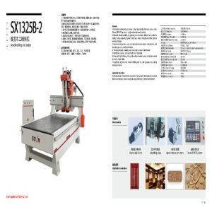 Woodworking Machine CNC Router for Kitchen Cabinet Making (SX1325B-2) pictures & photos