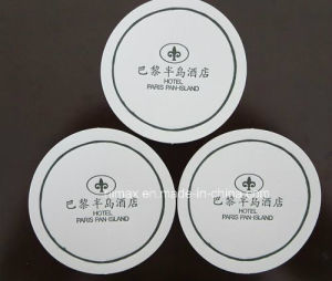 Manufacturer Promotional Absorbent Paper Cup Coaster