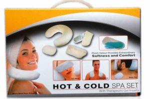 Hot Cold Gel SPA Set for Neck Eye Shoulder Care pictures & photos