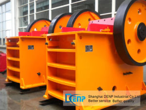 Shanbao Pex250*1200 Jaw Crusher pictures & photos