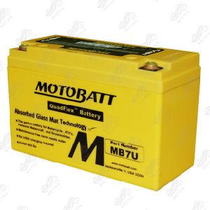 Motorcycle Barrtey Motobatt (MB7U) 12V-6.5Ah