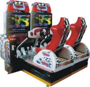 Video Games Racing Game Machine pictures & photos