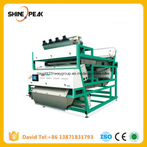 Dehydrated Vegetable Color Sorter Machine pictures & photos