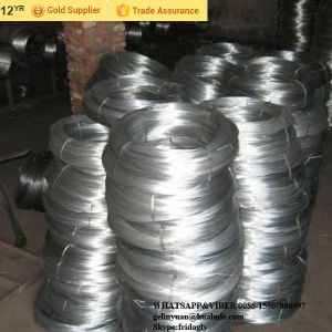 Galvanized Wire Q195 Material Galvanized Steel Wire From Shandong China pictures & photos