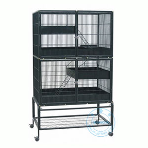 Cat Cages (Rabbit, Cat and other Small Animals) (B051-1) pictures & photos
