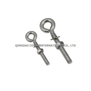 Unwelded Eye Bolt Stainless Steel Unwelded Eyebolt pictures & photos