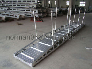 Aluminum Demountable Gangway for Sale, Embarkation Ladder pictures & photos