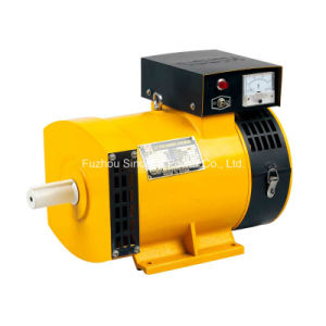 1kw to 24kw St Series Single Phase 230V AC Brush Generator pictures & photos