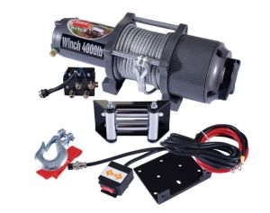 Electric Winch Electric Self Recovery Winch CE pictures & photos