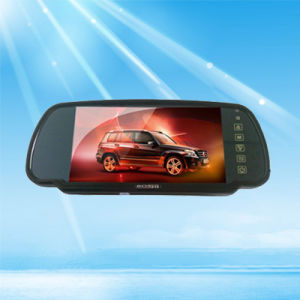 7 Inch Car Rearview Mirror Monitor (SF-7388)