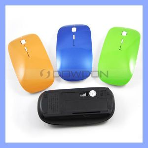 2.4G Computer Mouse, Wireless Optical Mouse (Mouse-412) pictures & photos