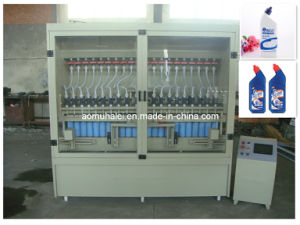 Ypc16-F2 Full-Automatic Toilet Disinfection Filling Machine pictures & photos
