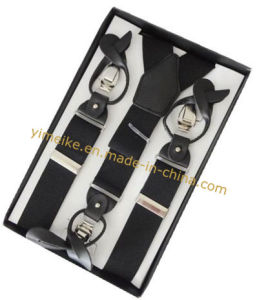 High Quality New 2 in 1 Men Suspenders pictures & photos