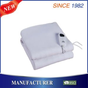 Soft Polar Fleece Electric Heated Blanket with Ce GS Certificate pictures & photos