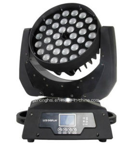 36*10W LED Wash Zoom Moving Head