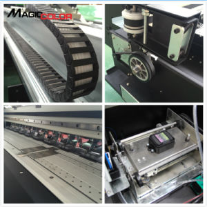 Wholesale 4.2FT High Speed Large Format Digital Flex Printing Machine with Epson Dx10 pictures & photos
