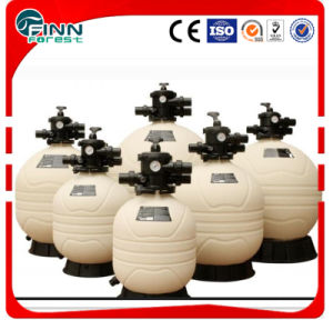 White Color Swimming Pool ABS Material Water Sand Filter pictures & photos