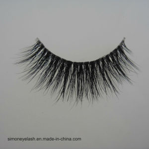 Wholsale Price Natural 3D Mink False Fake Eyelashes pictures & photos