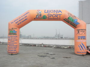 Inflatable Arch, Airblown Archway, Advertising Inflatable Gate Entrance Can Be Custom Made pictures & photos