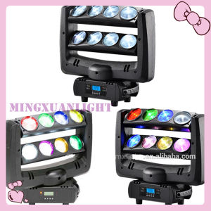 DJ Disco 8X10W LED Beam Moving Head Light pictures & photos